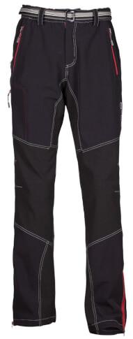 Trekkingowe spodnie w góry ATERO black Milo