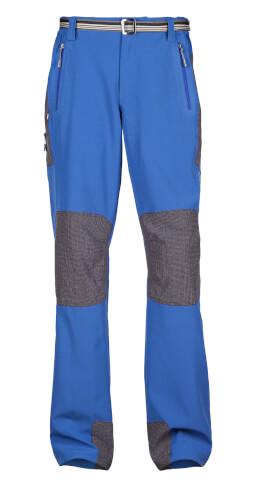 Funkcyjne spodnie trekkingowe w góry GABRO Milo blue