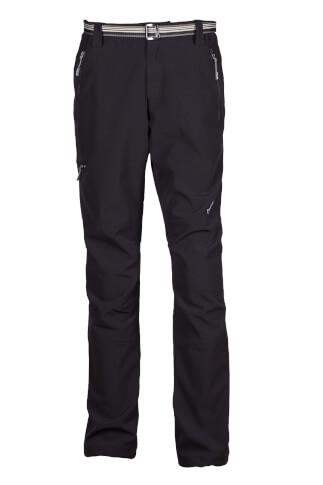 Spodnie trekkingowe Milo Juuly black czarne