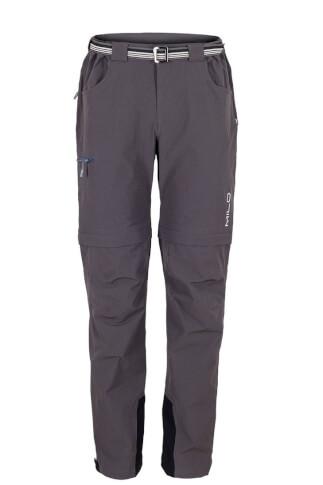 Spodnie trekkingowe Milo Maloja grey szare
