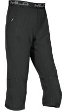 Spodnie wspinaczkowe MONACO 3/4 black