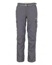 Spodnie turystyczne Milo Nagev Long grey szare