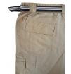 Spodnie turystyczne NAGEV SHORT sand Milo