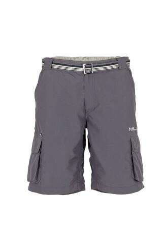 Spodnie turystyczne NAGEV SHORT grey Milo