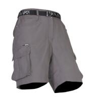 Spodnie turystyczne NAGEV SHORT grey