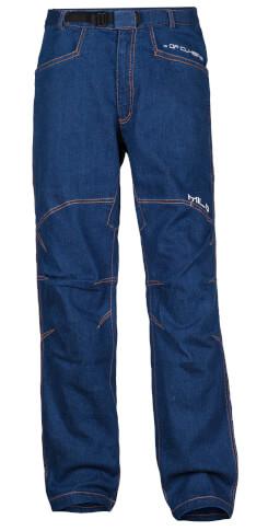 Milo spodnie wspinaczkowe NARAZ blue denim