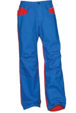 Spodnie wspinaczkowe Milo Pure blue red