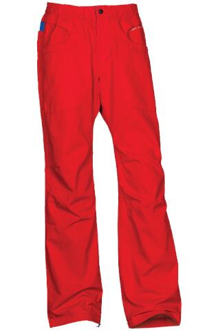 Spodnie górskie PURE red Milo
