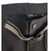 Spodnie trekkingowe Milo Tacul black czarne