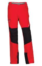 Spodnie trekkingowe TACUL red