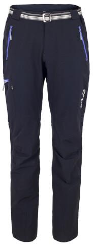 Spodnie w góry VINO black Milo