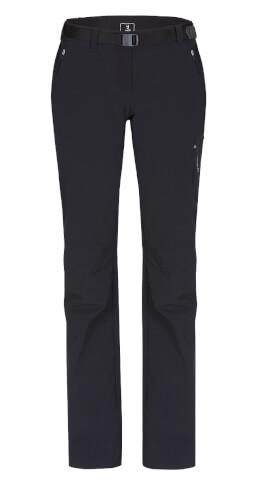 Spodnie damskie trekkingowe Zajo – Tabea W Pants black