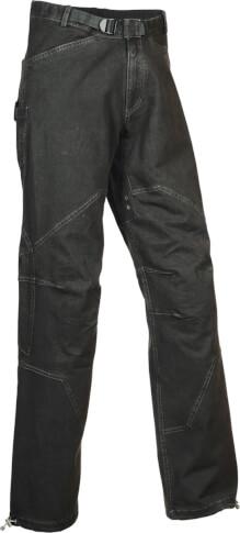 Górskie spodnie wspinaczkowe LOYC black Milo