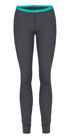 Spodnie termoaktywne Zajo – Elsa Merino W Pants gray