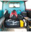 Duża torba podróżna Expedition Duffle 100L czarna Lifeventure
