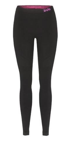 Spodnie termoaktywne Zajo Contour W Pants black