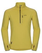 Męska bluza polar Zajo Arlberg Pull cress green