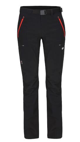Spodnie wodoodporne softshell Zajo Air LT Pants black