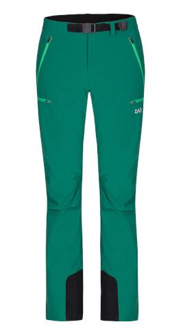 Spodnie wodoodporne softshell Zajo Air LT Pants moss