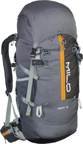 Plecak podróżnika ABOO 45 yellow Milo