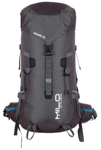 Plecak w góry MGARR 35 szaro niebieski Milo