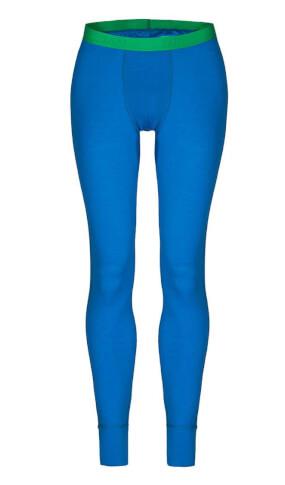 Spodnie termoaktywne Zajo Bjorn Merino Pants blue jewel