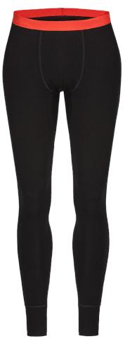 Ciepłe spodnie termoaktywne męskie Zajo Bergen Merino Pants