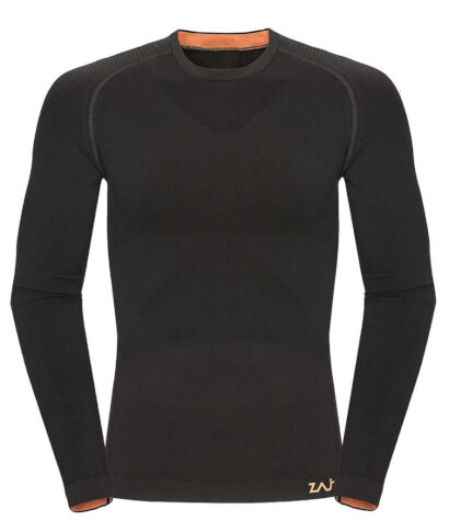 Koszulka termoaktywna długa męska Zajo Contour M T-shirt LS