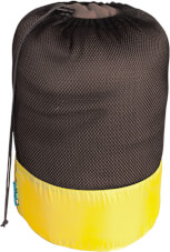 Worek na odzież Milo MESH żółty