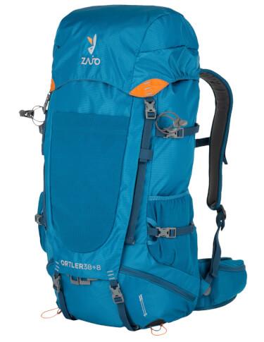 Plecak 38 + 8 L Zajo Ortler 38+8 Backpack niebieski