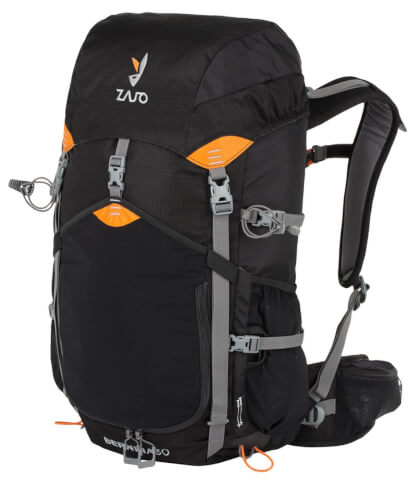 Plecak 30 L Zajo Bernina 30 Backpack black