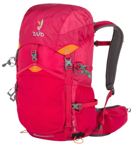 Plecak 22 L Zajo Bernina 22 Backpack magenta