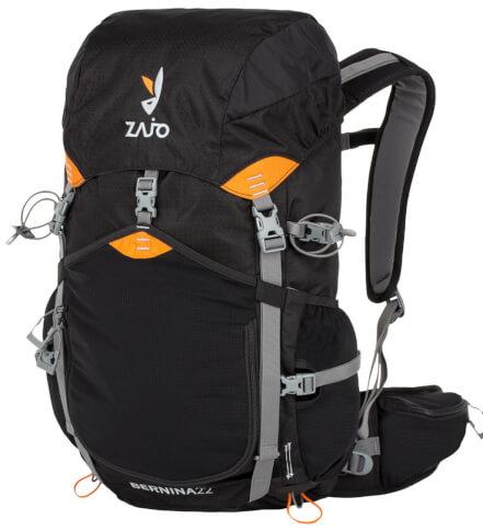 Plecak 22 L Zajo Bernina 22 Backpack black