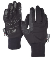 Rękawiczki wodoodporne BATURA black Milo