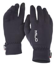 Rękawiczki polarowe Yeru black Milo