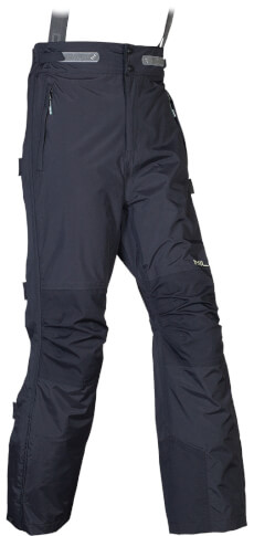 Wodoodporne spodnie górskie LUKKA GTX black Milo