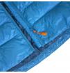 Puchowa kurtka zimowa męska Zajo Lofer Jkt blue jewel