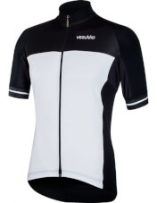 Koszulka rowerowa VEZUVIO R10 czarna