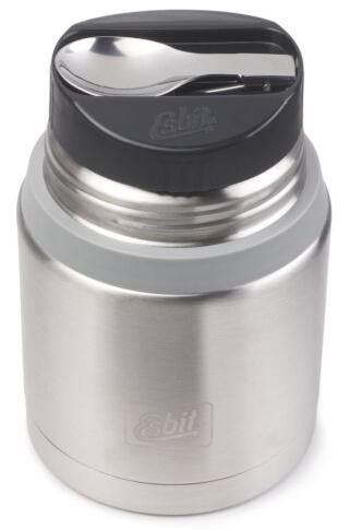Termos obiadowy Esbit 750 ml Food Jug Plus steelgrey