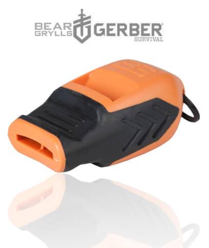 Gwizdek survivalowy Gerber BG Bear Grylls Survival Whistle orange