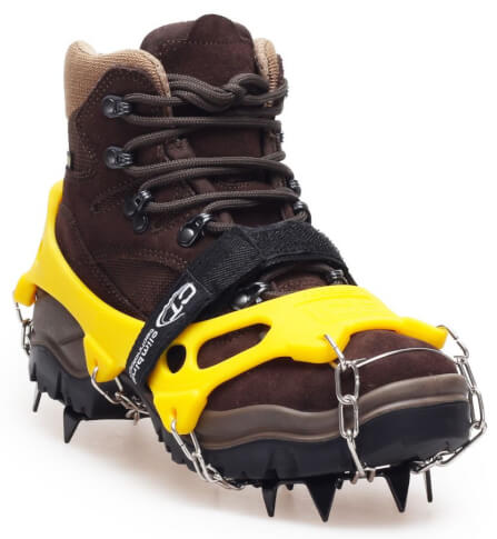 Raczki na buty Ice Traction Crampons Plus S 35-37 Climbing Technology
