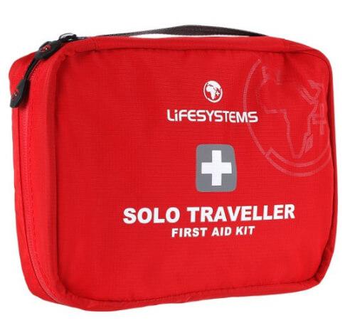 Apteczka turystyczna Solo Traveller First Aid Kit Lifesystems 49 części