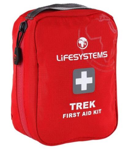 Apteczka turystyczna Trek First Aid Kit Lifesystems 23 części