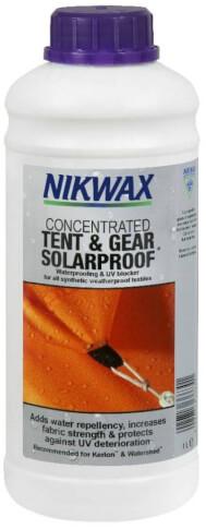 Środek do impregnacji namiotu – Koncentrat Tent&Gear SolarProof Nikwax (po rozcieńczeniu 3,5 l)