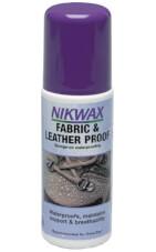 Impregnat do butów z tkanin i skóry 125ml Spray-On atomizer Nikwax