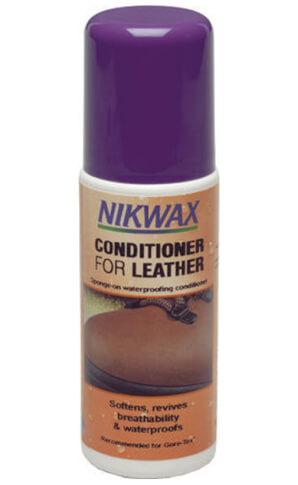 Środek do impregnacji i konserwacji skóry Nikwax Conditioner for Leather 125ml