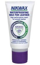 Bezbarwny wosk impregnujący do skóry licowej 100ml Nikwax