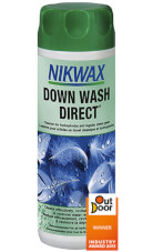 Płyn do prania odzieży puchowej NikwaxDown Wash Direct 1000ml