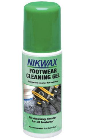 Środek do czyszczenia butów Nikwax Footwear Cleaning Gel gąbka 125ml