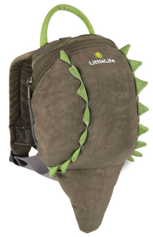 Plecak dla małych dzieci 1-3 lat Animal Toddler Krokodyl LittleLife